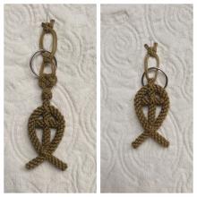 True Believer Keychains